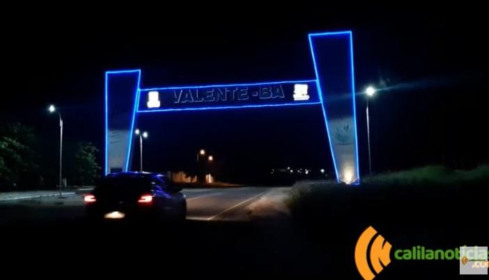 Ruas desertas marcaram primeira noite do toque de recolher em Valente