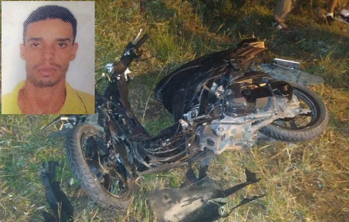 Morre segunda vítima de acidente envolvendo motocicleta na BA 409