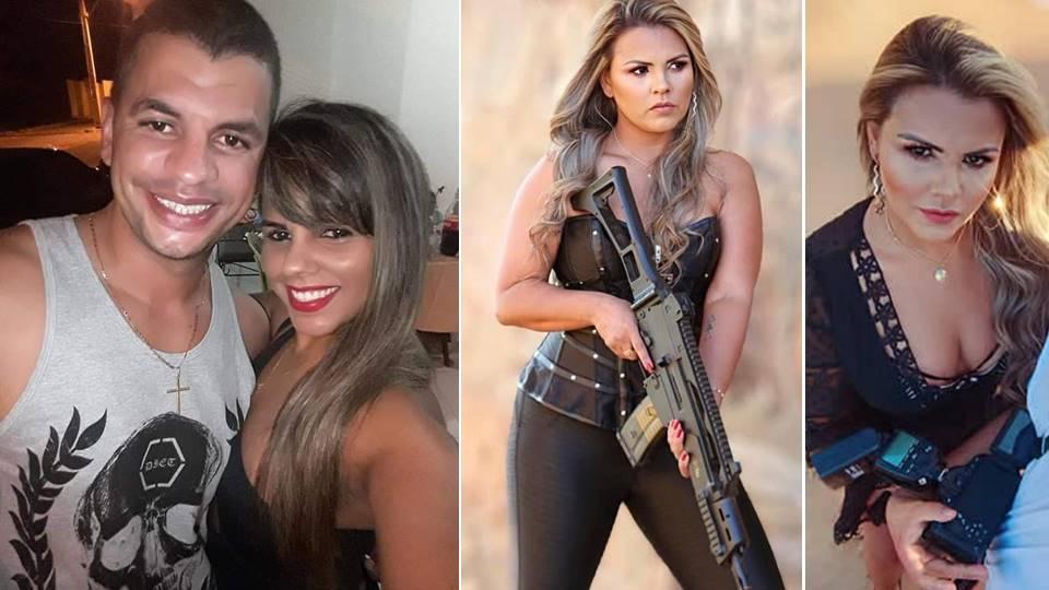 PM 'digital influencer' é morta pelo companheiro também militar, natural de  Santaluz – Calila Noticias