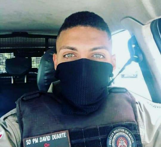 Policial Militar de Salvador é morto a tiros na zona rural de Teofilândia